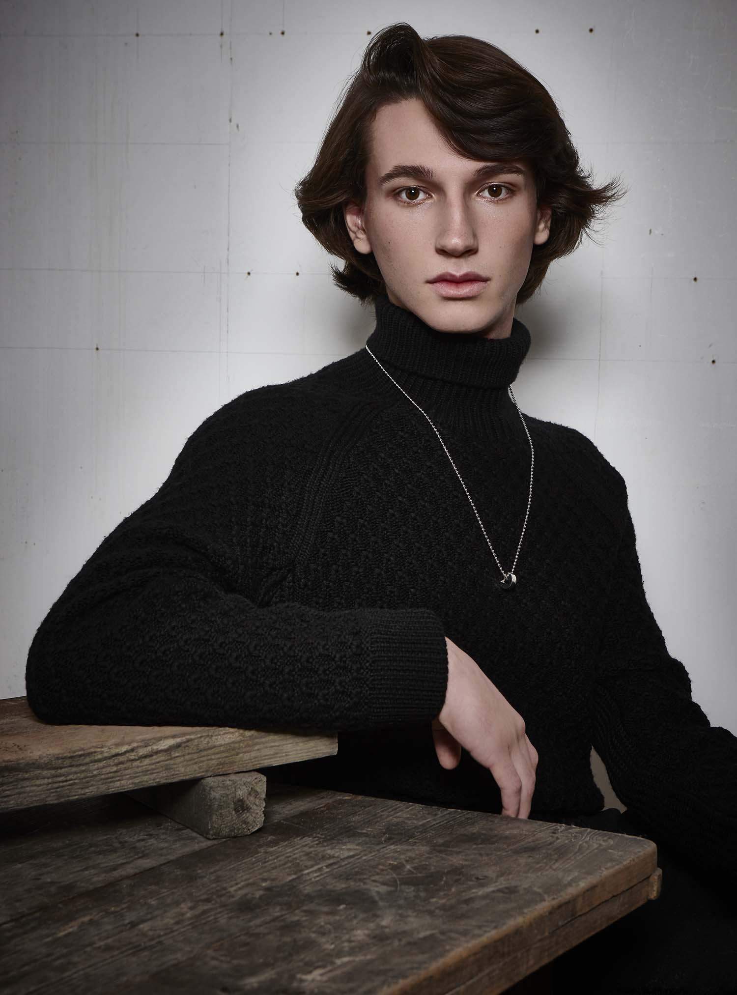 Neil Barrett Special Menswear Story by Rama Lee for Hunger Magazine