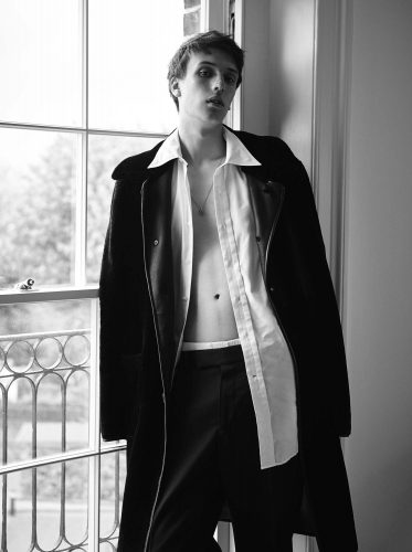Menswear Fashion Editorial by Rama Lee for Ferry Magazine