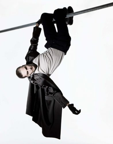 Menswear fashion editorial Hanging there by Rama Lee for hanging there