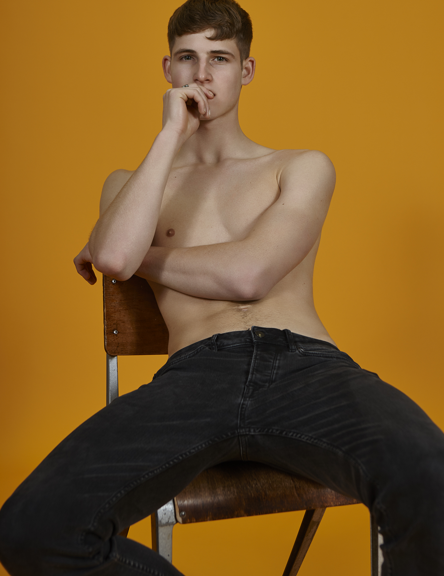 Boys by Rama Lee for Fucking Young Magazine